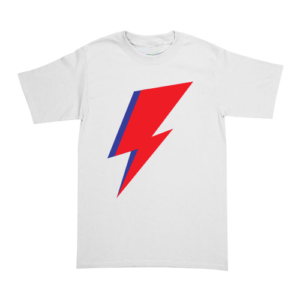 Playera David Bowie - Aladdin Sane