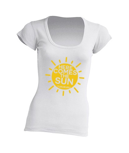 Blusa The Beatles - Here Comes The Sun