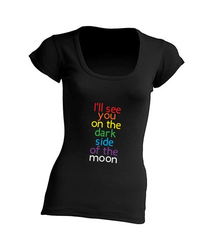 Blusa Pink Floyd - Dark Side Of The Moon