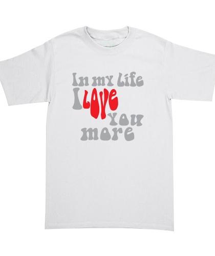 Playera The Beatles - In My Life