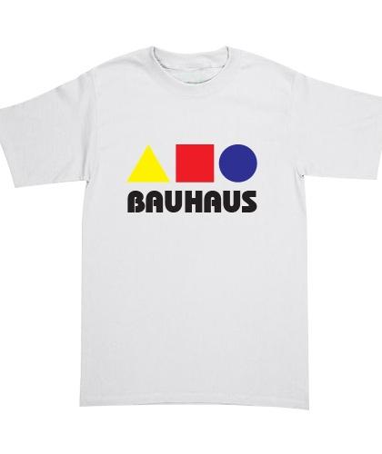 Playera Escuela Bauhaus