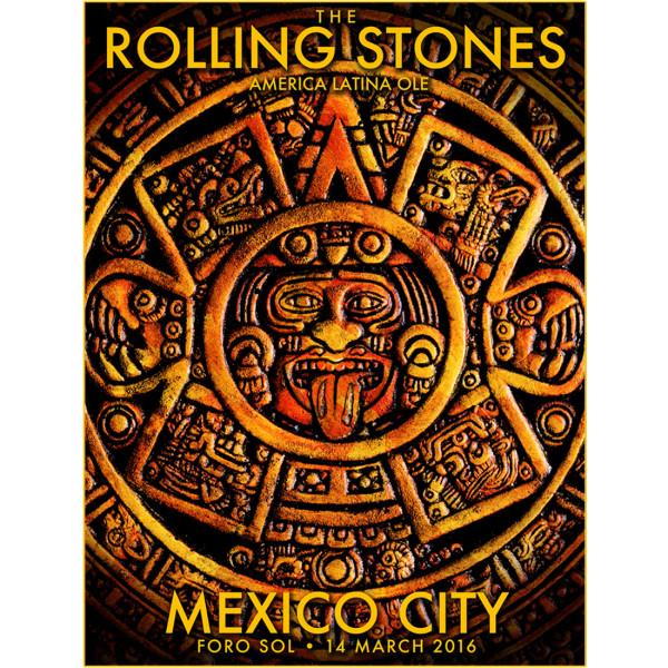 Rolling Stones en México